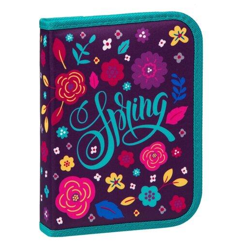 Berlingo Пенал Spring фиолетовый berlingo пенал berlingo spring