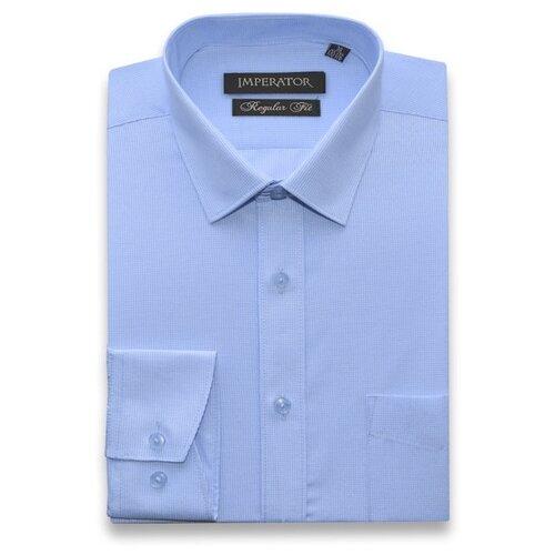 Купить Рубашка Imperator размер 38/164-170, голубой, Рубашки