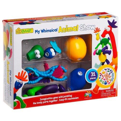 Купить Конструктор Kidsmart My Whimsical Show 33010 31 деталь, Конструкторы