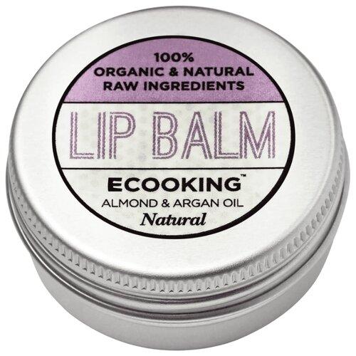 Ecooking Бальзам для губ Natural solomeya бальзам для губ полноразмерный продукт
