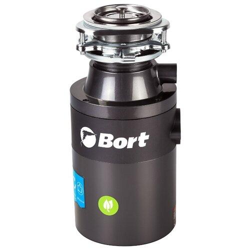 Бытовой измельчитель Bort TITAN 4000 (Control) черный