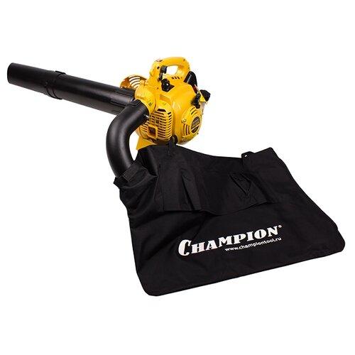 Бензиновый садовый пылесос CHAMPION GBV327S 1.2 л.с.