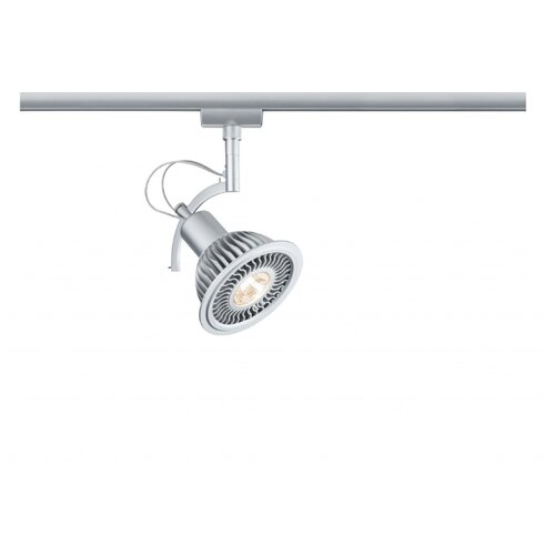 Светильник URail Sys. LED Spot Roncalli II 1x11, хром матовый трековый светильник paulmann roncalli 96845