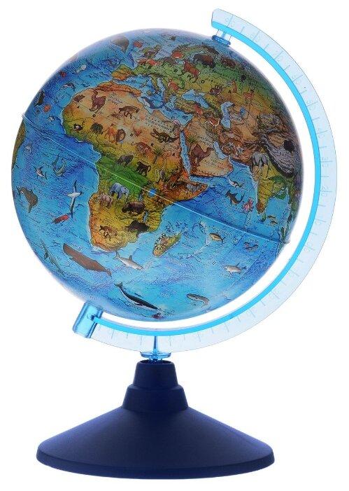 Глобус зоогеографический Globen Классик Евро 250 мм (Ве012500268)