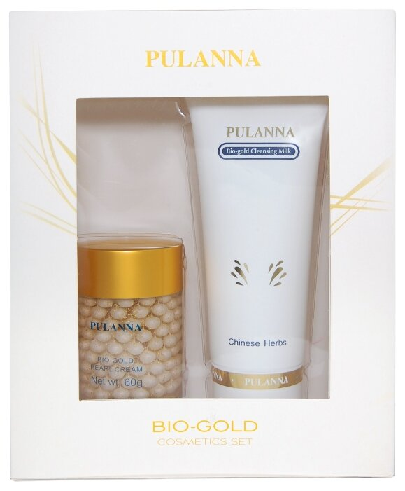 Набор PULANNA Bio gold Cosmetics Set