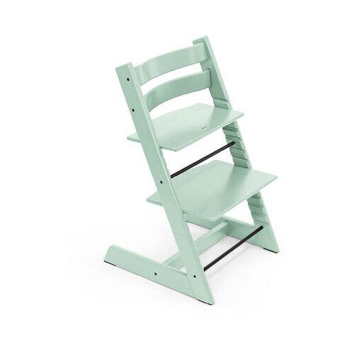 Купить Растущий стульчик Stokke Tripp Trapp из бука, Мятно-зелёный, Стульчики для кормления