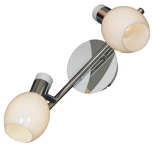 Фото - Настенный светильник Lussole Parma LSX-5001-02, 80 Вт люстра lussole fenigli lsx 4103 02 e27 120 вт