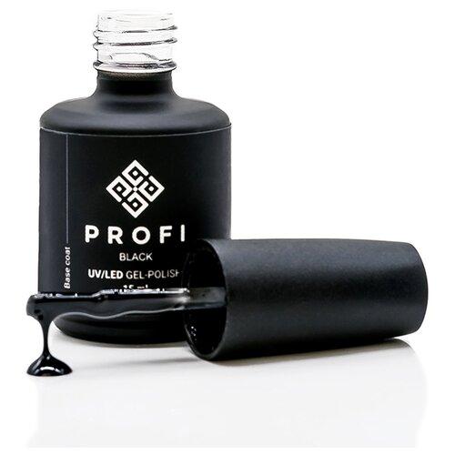 Купить PROFI базовое покрытие Камуфлирующая база 15 мл black