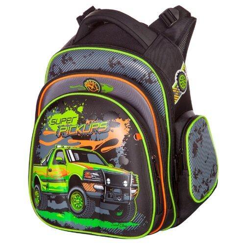 цена Hummingbird Рюкзак Super Pickup (TK22), зеленый/черный онлайн в 2017 году