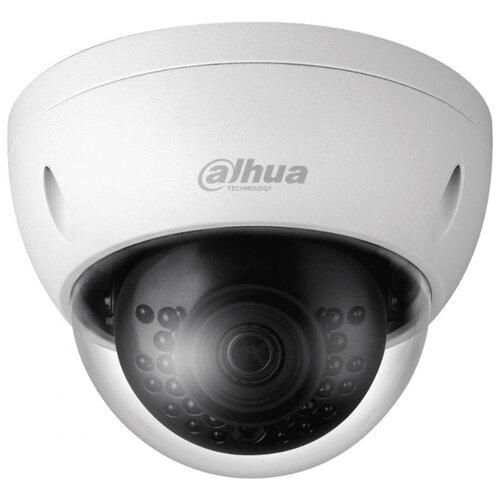 IP камера Dahua DH-IPC-HDBW1431EP-S-0360B белый ip камера dahua dh ipc hdw4231emp ase 0360b