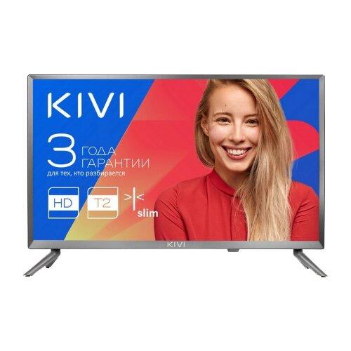 Фото - Телевизор KIVI 24HB50BR 24 (2019) серый телевизор