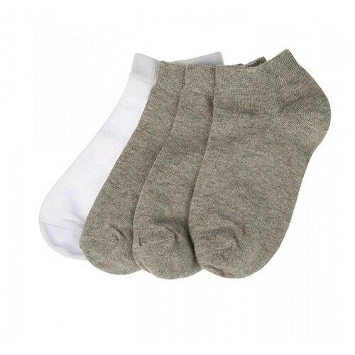 Купить Носки Oldos комплект 4 пары размер 32-34, серый/серый/серый/белый