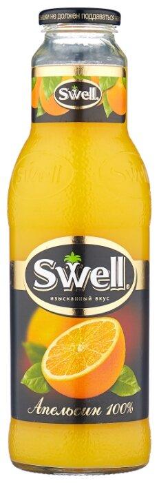 Сок Swell Апельсин, без сахара, 0.75 л