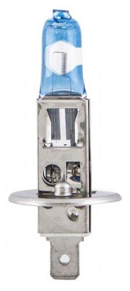 Лампа автомобильная галогенная SVS Intensive+130% 12V H1 55W+W5W VER.2.0 2 шт.
