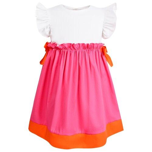 цена на Платье Il Gufo размер 74, розовый