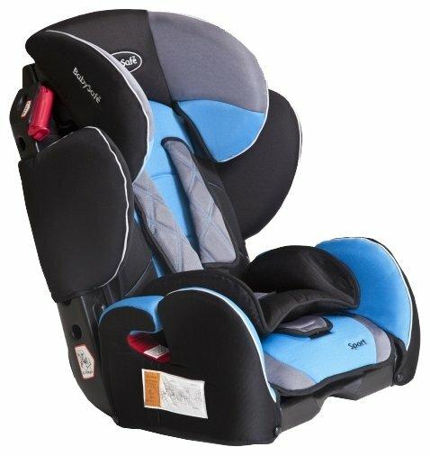Автокресло группа 1/2/3 (9-36 кг) Romer Baby-Safe Sport
