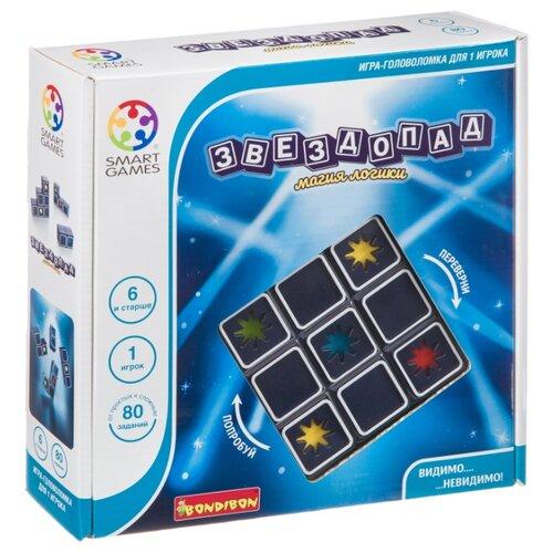 Купить Головоломка BONDIBON Smart Games Звездопад (ВВ4680) черный, Головоломки