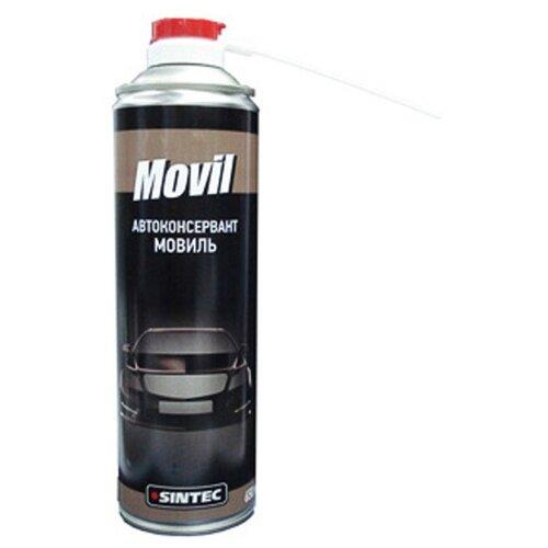 Антикор SINTEC Movil 0.65 л баллончик коричневый