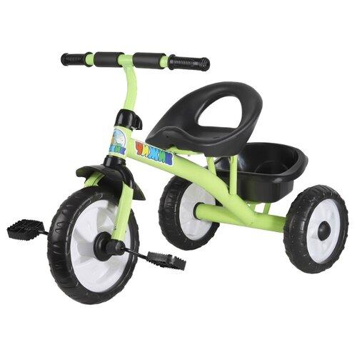 Трехколесный велосипед Чижик CH-B3-01, зеленый
