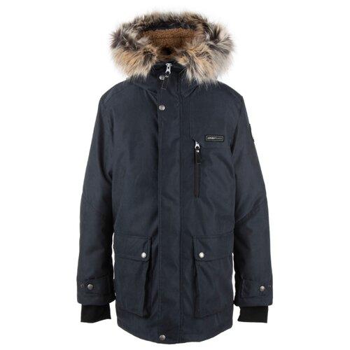Купить Парка KERRY Jari K20668 размер 170, 987 темно-синий, Куртки и пуховики