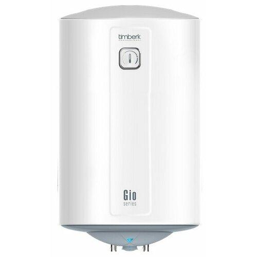 цена Накопительный электрический водонагреватель Timberk SWH RE9 80V онлайн в 2017 году