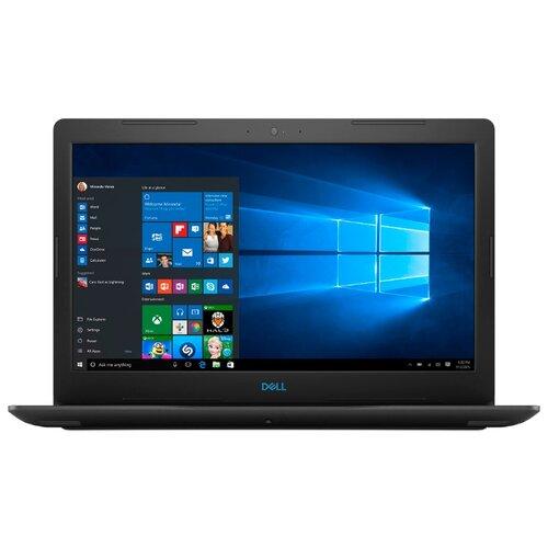 Ноутбук DELL G3 15 3579 (Intel Core i5 8300H 2300 MHz/15.6/1920x1080/8GB/256GB SSD/DVD нет/NVIDIA GeForce GTX 1050/Wi-Fi/Bluetooth/Windows 10 Home) черныйНоутбуки<br>