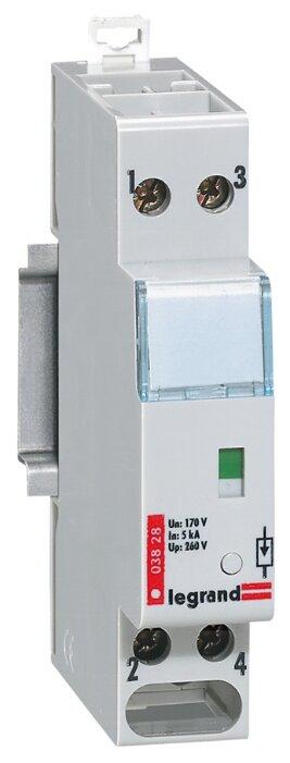 Устройство защиты от перенапряжения для систем энергоснабжения Legrand 003828