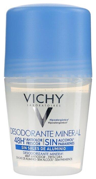 Дезодорант ролик Vichy с минералами без солей алюминия