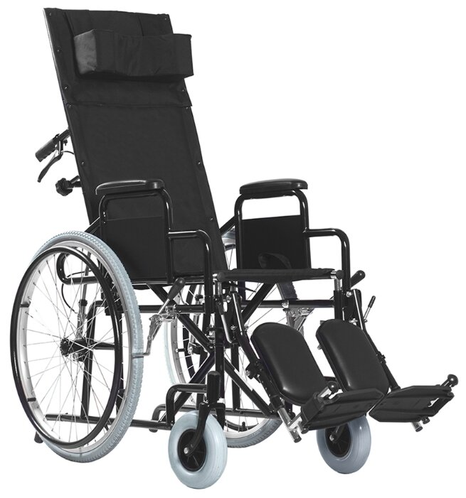 Кресло-коляска механическое Ortonica Base 155