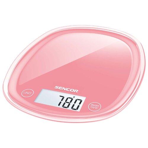 Кухонные весы Sencor SKS 30/31/32/33/34/35/36/37/38 темно-розовый