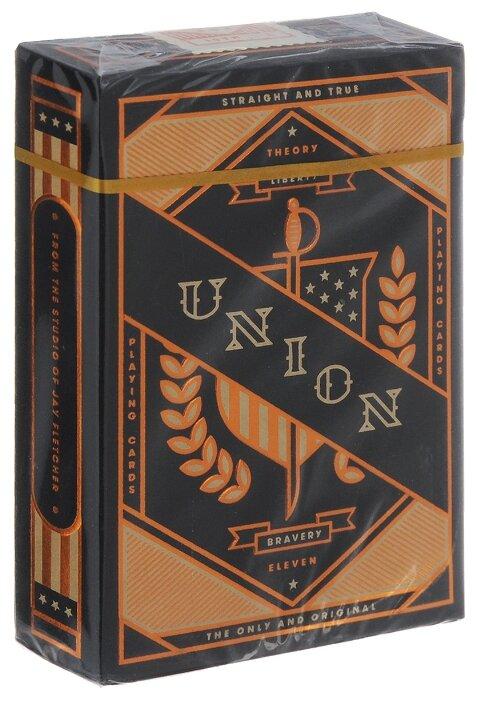 Карты для покера Theory 11 Union