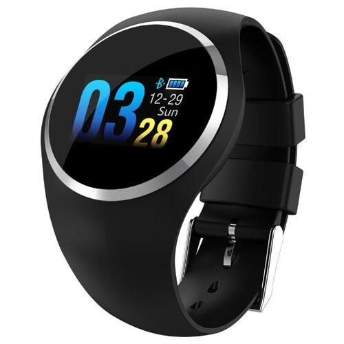 XRide Q1 - Умный браслет с цветным экраном (Сердечный ритм, Кровяное давление, ЭКГ)
