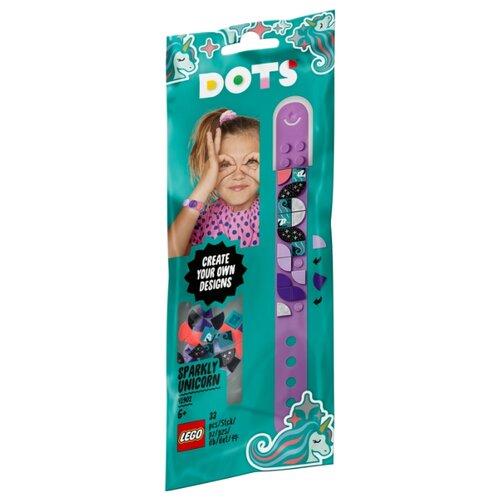 LEGO DOTS 41902 Браслет Сверкающий единорог lego dots 41900 лего дотс браслет радуга