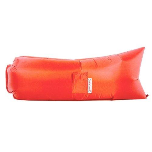 Надувной диван Биван Классический (180х80) красный