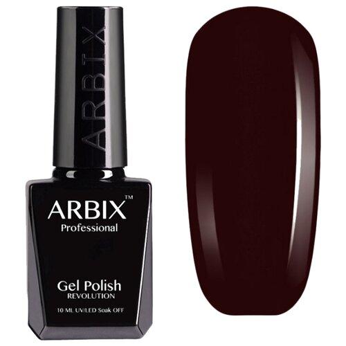 Гель-лак для ногтей Arbix Classic, 10 мл, 033 Темная помада  - Купить