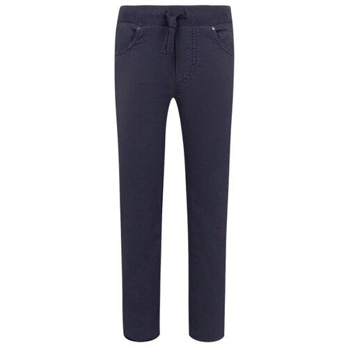 Брюки Il Gufo размер 110, синий брюки il gufo размер 110 синий