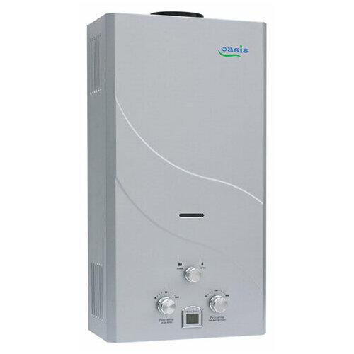 Проточный газовый водонагреватель Oasis OR-24S проточный электрический водонагреватель oasis np w белый