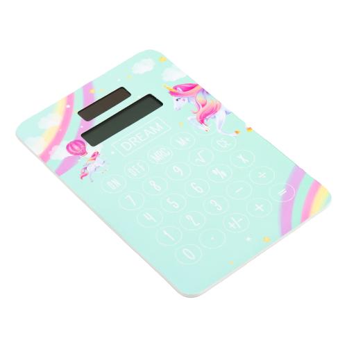 Калькулятор карманный ArtFox Dream 4296496 бирюзовый