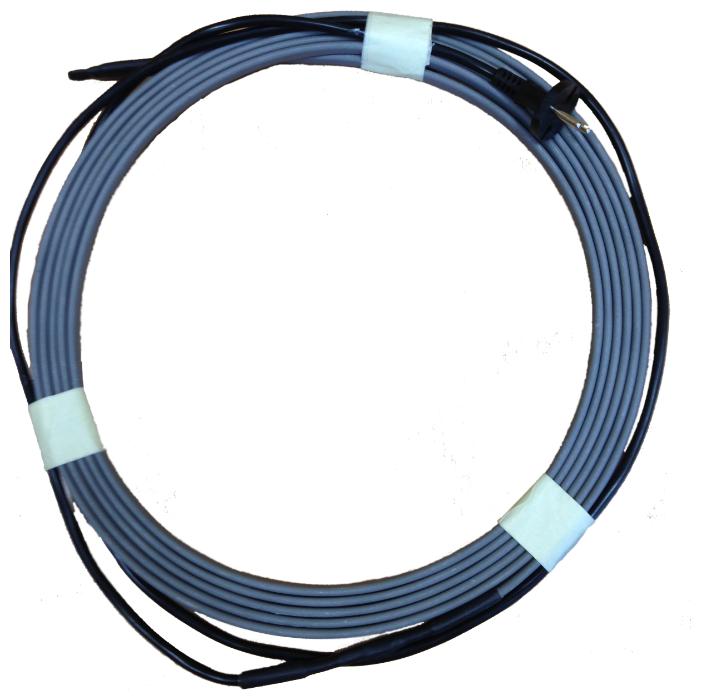 Купить Греющий саморегулирующий кабель VSRL16-2 (2м) по низкой цене с доставкой из Яндекс.Маркета (бывший Беру)