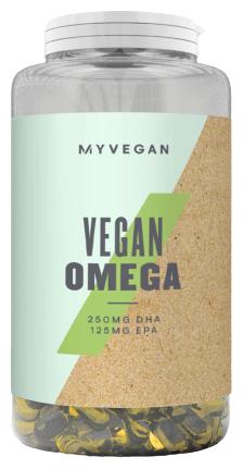 Омега жирные кислоты Myprotein Vegan Omega (90 капсул) — купить по выгодной цене на Яндекс.Маркете