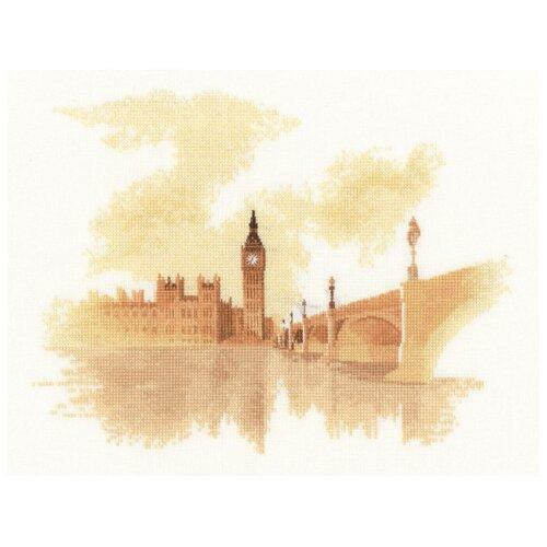 Купить Heritage Набор для вышивания Вестминстер 28, 5 x 21, 5 см (JWWM1059E), Наборы для вышивания