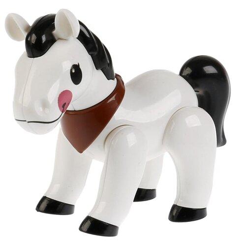 Купить Развивающая игрушка Умка Лошадка (S143) белый, Развивающие игрушки