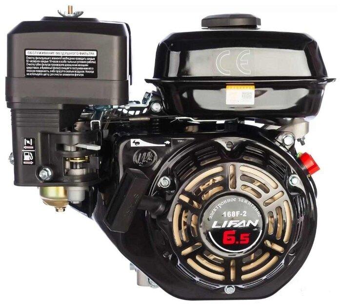 Бензиновый двигатель LIFAN 168F-2