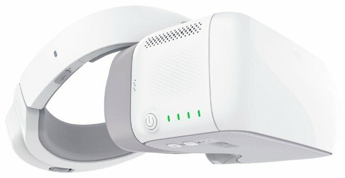 Шлем виртуальной реальности DJI Goggles