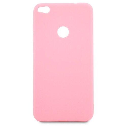 Чехол Pastila Simply TPU для Huawei P8 Lite (2017) розовый