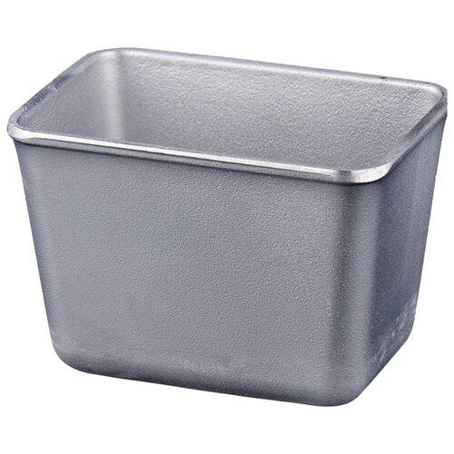 Форма для хлеба алюминиевая Kukmara х110 (14.5х10х10 см) сковорода d 24 см kukmara кофейный мрамор смки240а