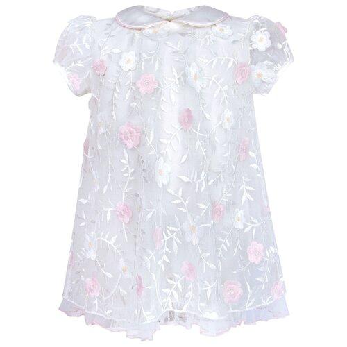 Платье Aletta размер 62, белый