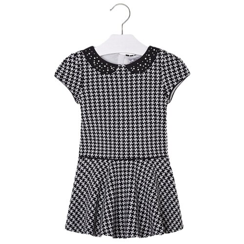 Платье Mayoral размер 128, черный, Платья и сарафаны  - купить со скидкой