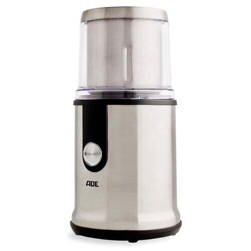 Кофемолка ADE KA 1805 серебристый
