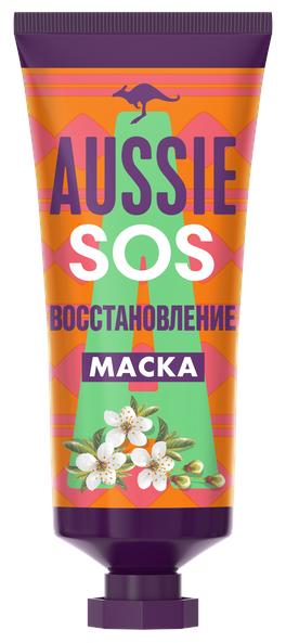 Aussie SOS Маска для восстановления поврежденных волос